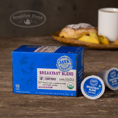 Organic Breakfast Blend Box