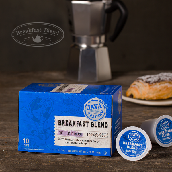 Breakfast Blend Single Serve
