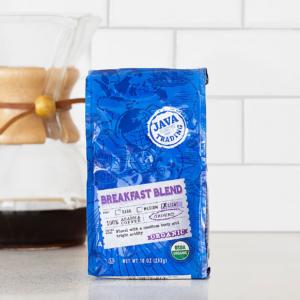 Organic Breakfast Blend Bag