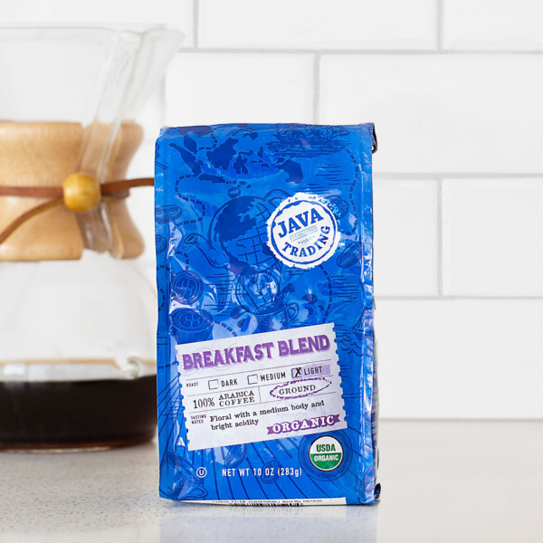 Organic Breakfast Blend Bag