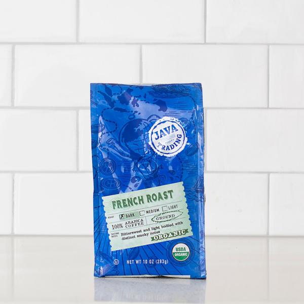 Organic French Roast Bag
