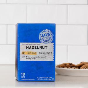 Hazelnut Box