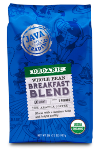 Breakfast Blend Whole Bean