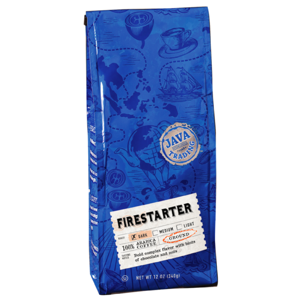 Firestarter Coffee Bag