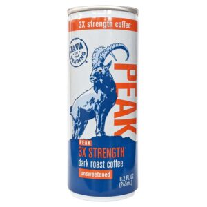 Can of Peak Unsweetened
